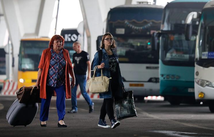 Мосгортранс запускает первые рейсовые автобусы вГерманию