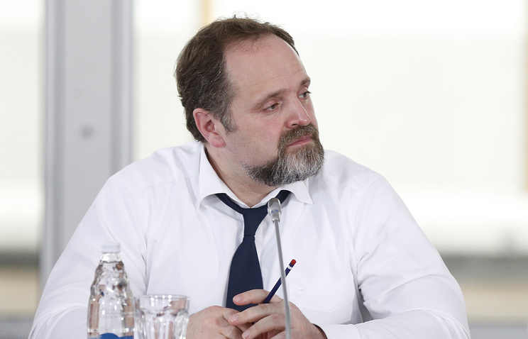Глава Минприроды РФ Сергей Донской
