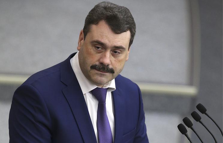 Заместитель генерального директора Росфинмониторинга Павел Ливадный