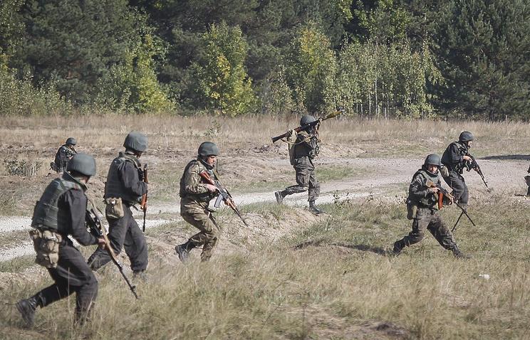 Наблюдательный пункт СЦКК наюге ДНР попал взону обстрела