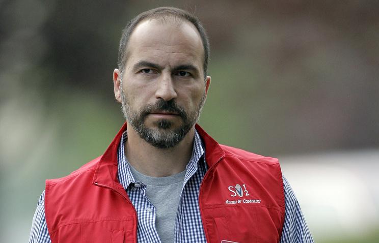 Глава туркомпании Expedia Дара Хосровшахи будет новым главой Uber