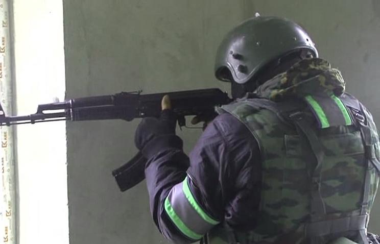 Двое уголовников нейтрализованы впроцессе специализированной операции вДагестане