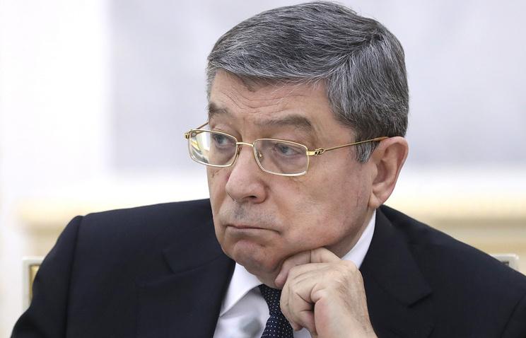 Глава комиссии ОП по гармонизации межнациональных и межрелигиозных отношений Иосиф Дискин