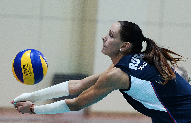 Волейболистки стартовали наВсемирном кубке споражения