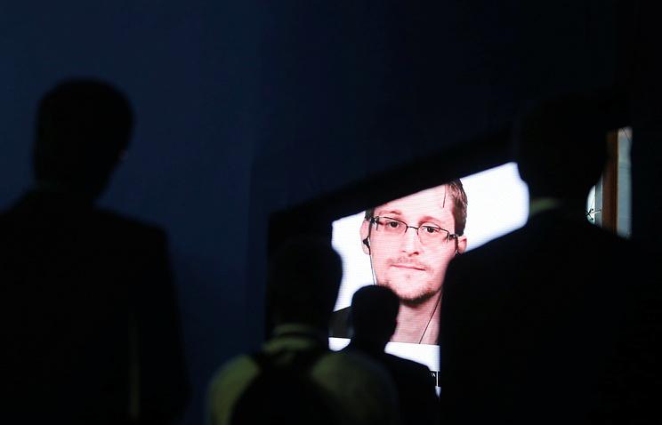 Сноуден: янеявляюсь русским шпионом