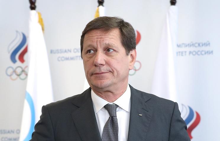 Глава ОКР Александр Жуков