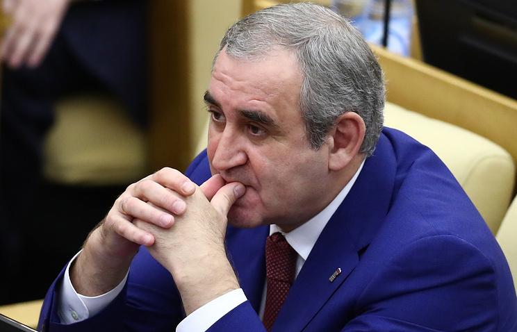 """Секретарь Генсовета """"Единой России"""" Сергей Неверов"""