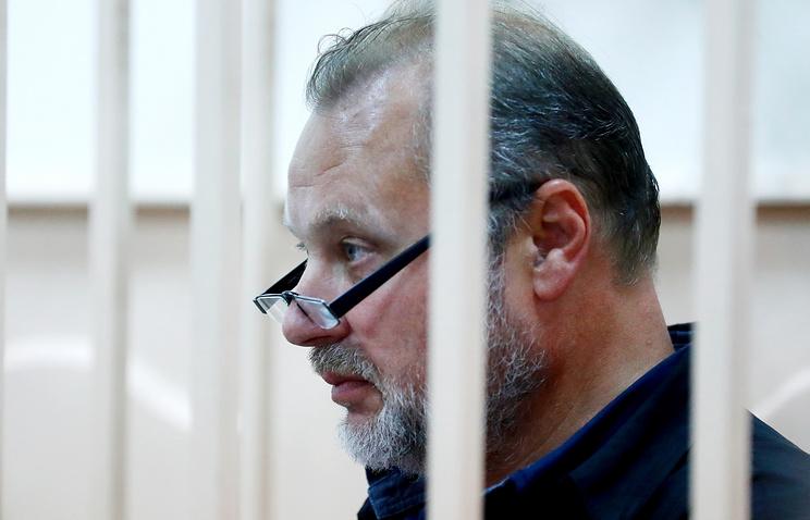 Суд арестовал предпринимательницу, обвиняемую поделу замглавы ФСИН Коршунова