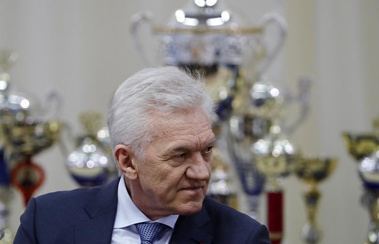 Шуневича выбрали в директорский состав КХЛ