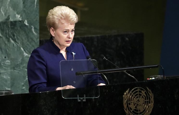 Русская делегация покинула совещание Генассамблеи ООН
