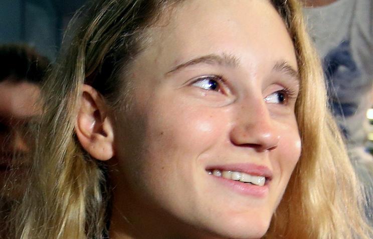 Ейчанка Елфутина преждевременно защитила титул чемпионки мира повиндсерфингу среди молодежи