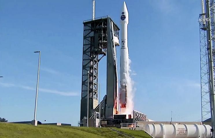 ВКалифорнии стартовала ракета Atlas Vссекретным спутником США