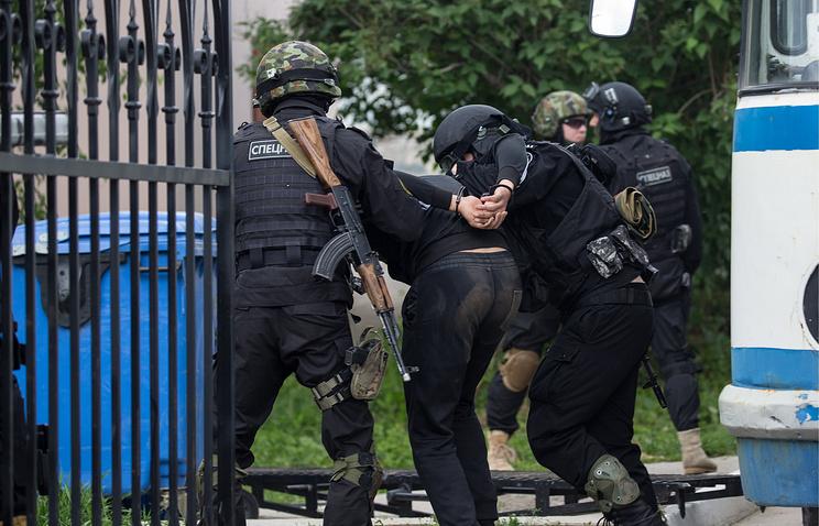 ВИркутске схвачен приверженец ИГ, находившийся вмеждународном розыске