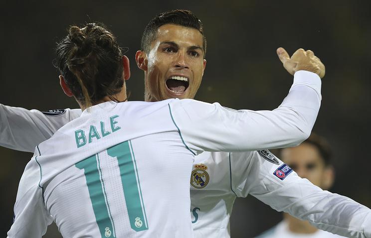 «Реал» впервый раз одержал гостевую победу над «Боруссией» вматчеЛЧ