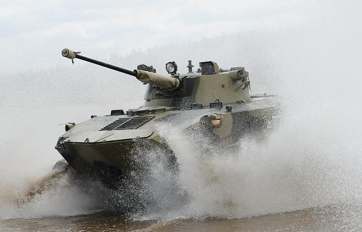 Минобороны Российской Федерации модернизирует неменее полутысячи БМП-2 иБМД-2