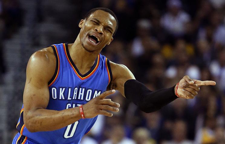 Уэстбрук подписал новый договор склубом НБА «Оклахома»