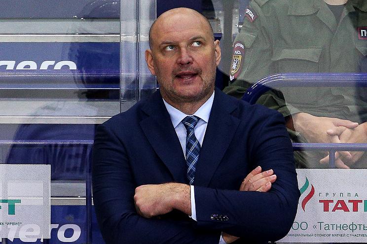 Андриевский подал вотставку споста основного тренера «Адмирала»