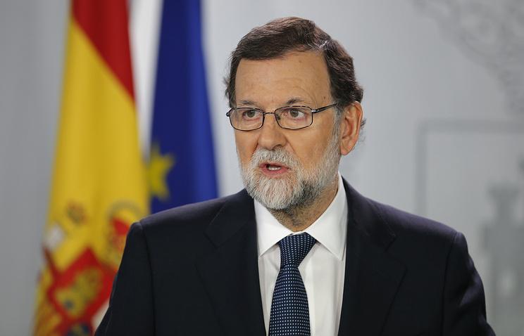 Испания потребовала отКаталонии прояснить, объявилали она независимость