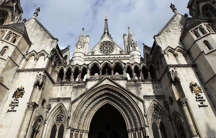 Высокий суд правосудия Англии и Уэльса
