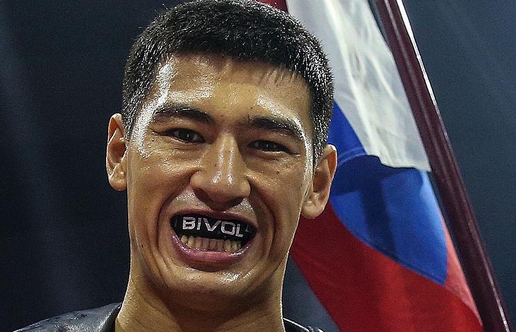 Житель россии Бивол стал чемпионом вполутяжелом весе поверсии WBA