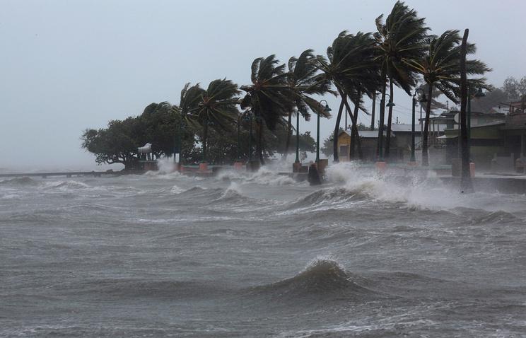 "Ураган ""Ирма"", Пуэрто-Рико"