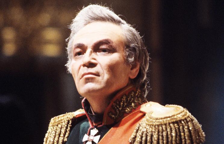 Скончался известный оперный солист