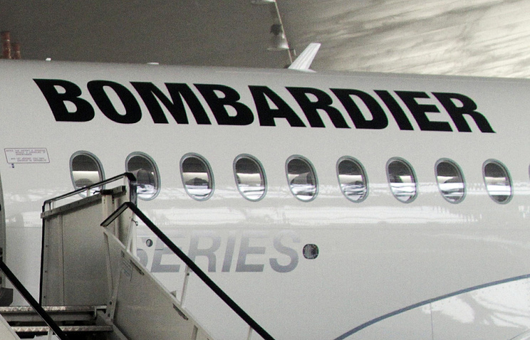Airbus иBombardier займутся выходом новых самолётов CSeries
