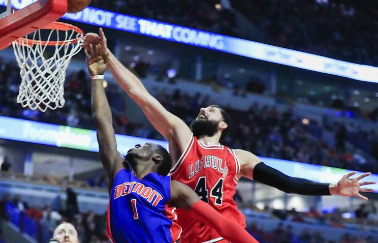 Драка содноклубником повернулась для баскетболиста «Чикаго» переломом челюсти