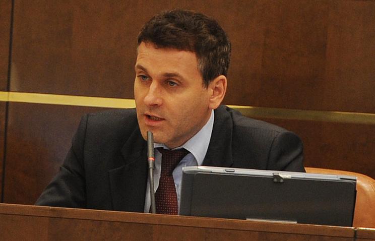Бывший член Совета Федерации Константин Цыбко