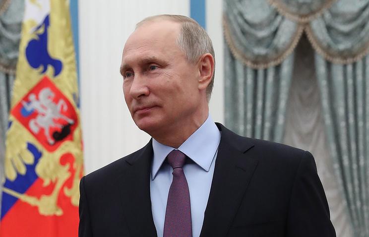 Путин дал поручение принять дополнительные меры вобласти обеспечения безопасностиЧМ