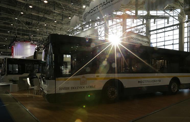Первые 150 новых автобусов вышли намаршруты «Мострансавто» вПодмосковье