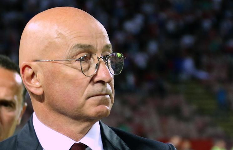 Муслин покинул пост основного  тренера сборной Сербии, отобравшейся наЧМ