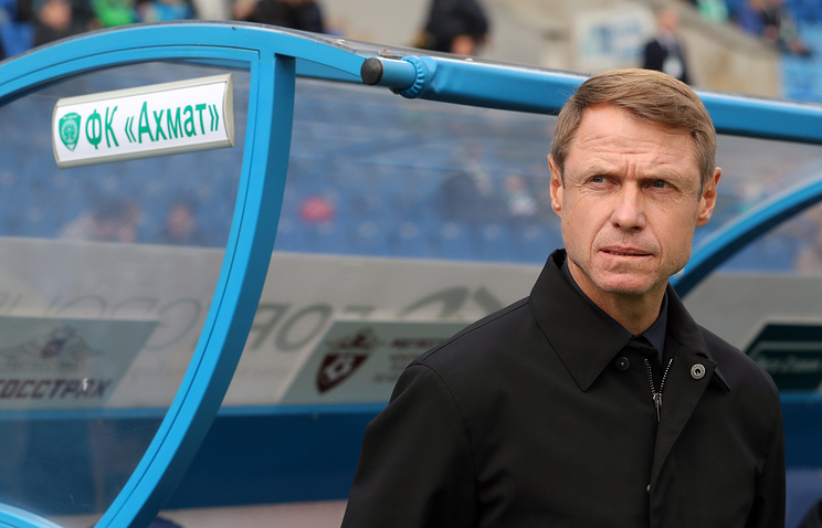 Главный тренерФК «Ахмат» Кононов подал вотставку