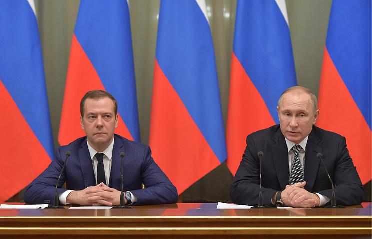 Путин возглавил рейтинг доверия политикам наконец октября, сообщил ВЦИОМ