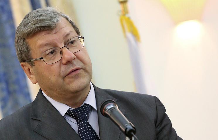 Руководитель Росархива Андрей Артизов
