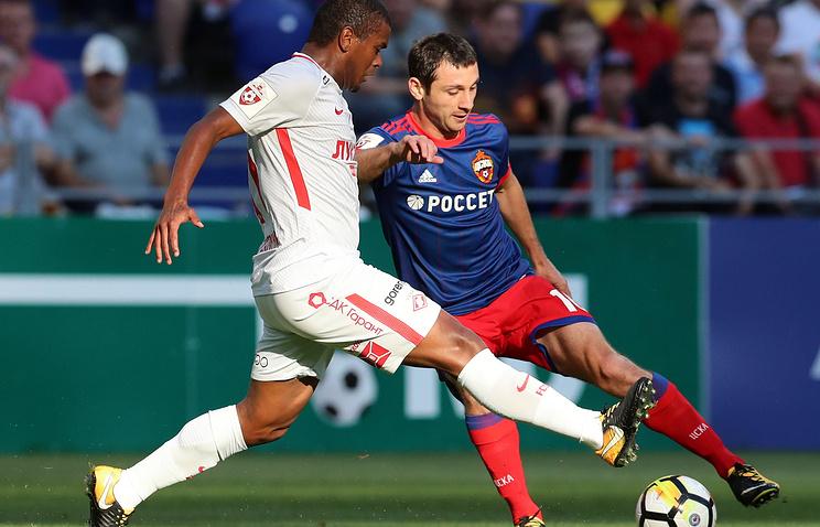УЕФА номинировал Дзагоева наприз лучшему игроку вЛиге чемпионов