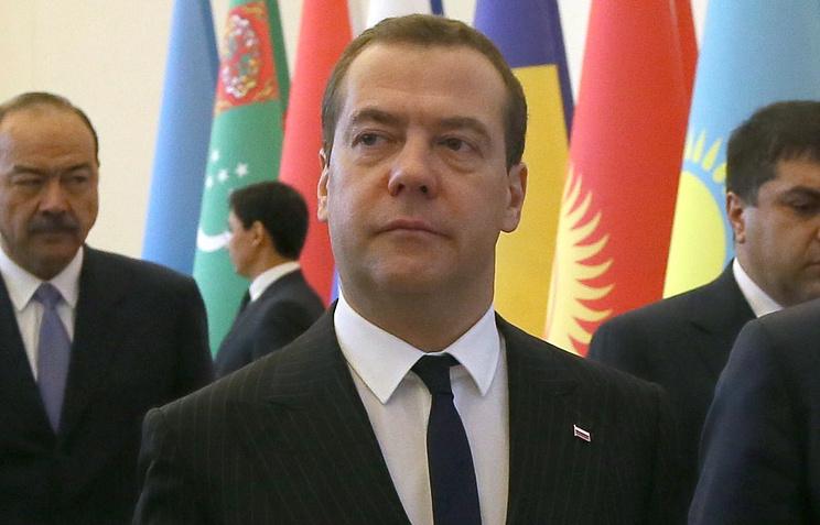 Медведев: СНГ видит угрозу промышленности со стороны международных картелей