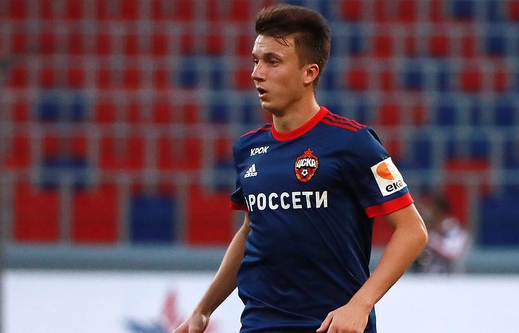 Головин непопал взаявку наматч с«Локомотивом» из-за травмы