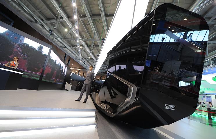 Низкопольный трамвай R1