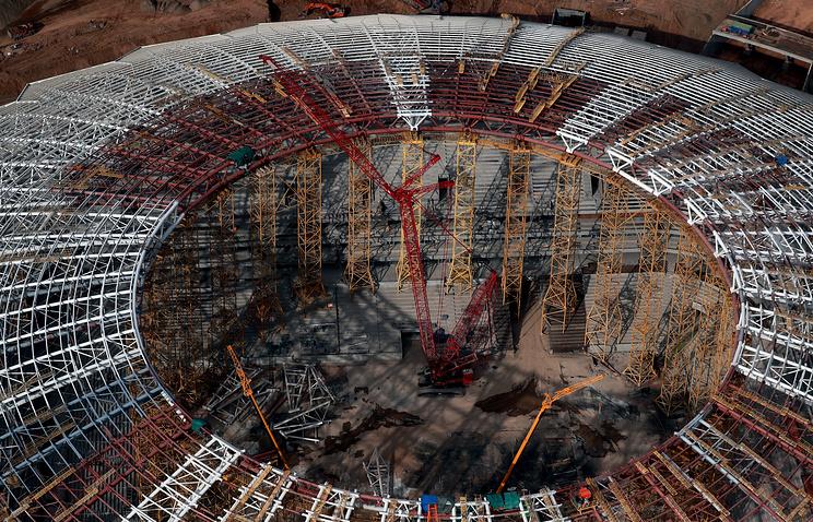 """Стадион """"Самара-Арена"""""""