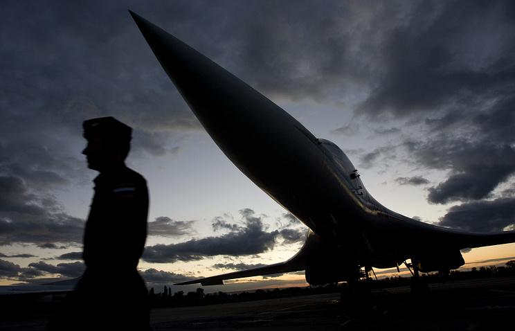 Вконце зимы вКазани пройдут тестирования прототипа ракетоносца Ту-160М2
