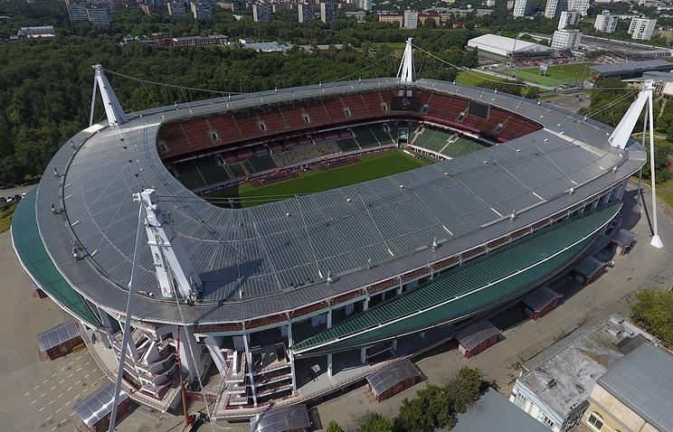 """Стадион """"Локомотив"""""""
