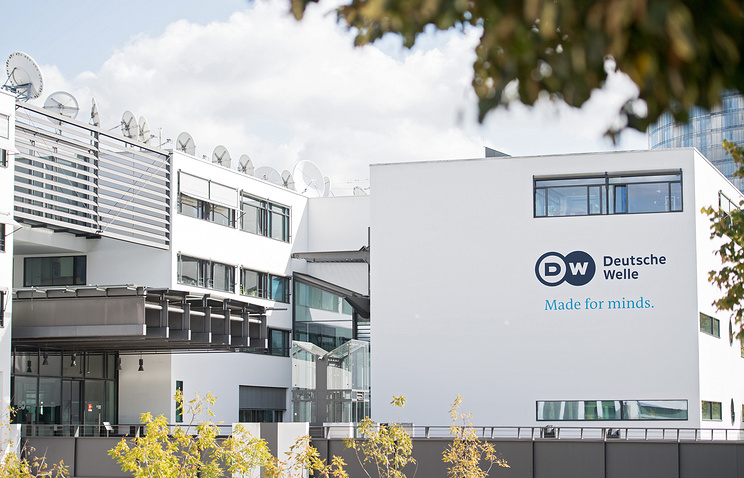Штаб-квартира концерна Deutsche Welle