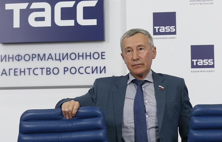 Заместитель председателя комитета Совета Федерации РФ по международным делам Андрей Климов