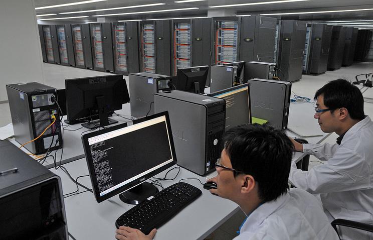 Два китайских суперкомпьютера стали мощнейшими вмире