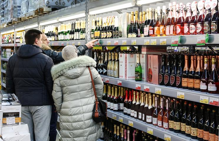Столичные магазины проверят наналичие контрафактного алкоголя