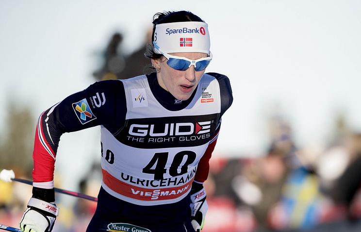 ЧемпионкаОИ Бьорген сомневается, что русские  лыжники дисквалифицированы справедливо
