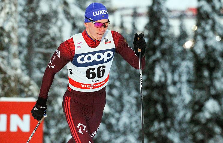 Лыжник Большунов стал 4-м наэтапе Кубка мира вФинляндии