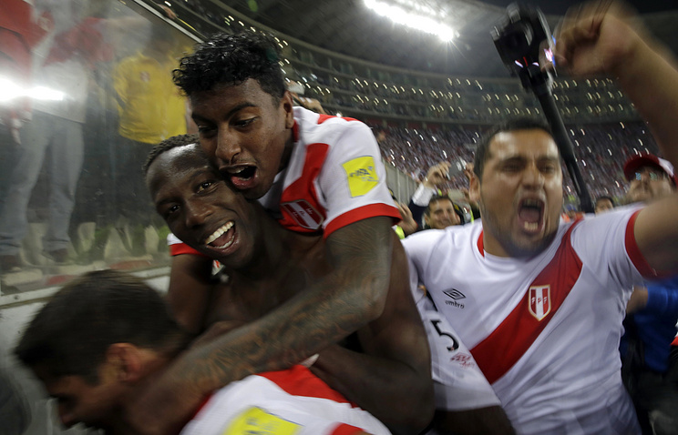 Власти Перу отказались от законодательного проекта ради выступления сборной начемпионате мира