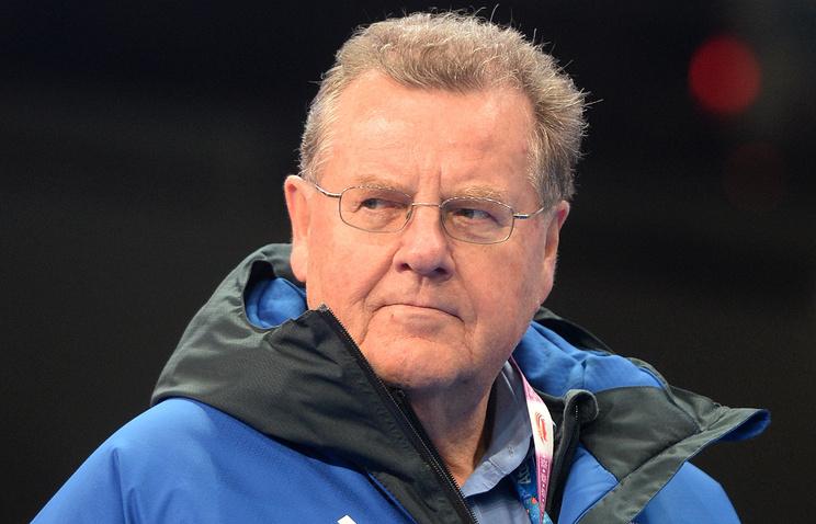 Руководитель FIL: Считаю, что неправильно отстранять всю сборную РФ отОлимпиады
